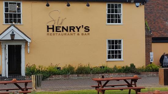 Sir Henry's
