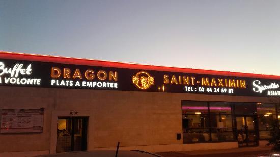 Restaurant Sur St Maximin Oise