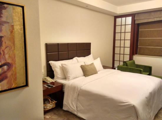 Olympic Mingdu International Hotel : ROOM