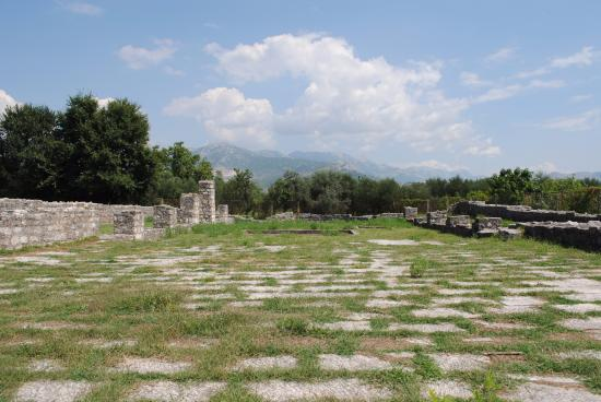 Solin, Kroasia: Ancient Salona