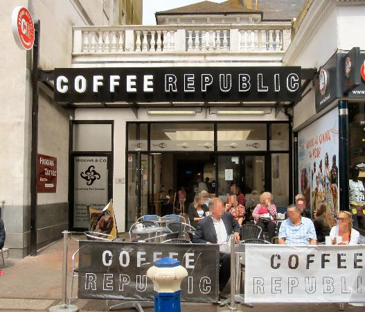 Coffee Republic Photo