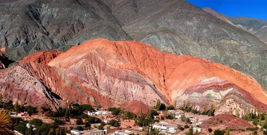 Cerro de 7 Colores, Purmamarca. - Foto van Purmamarca, Province of ...