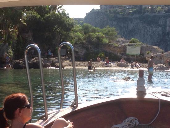 Giardini-Naxos, Italia: Escursioni in Barca con Daniele e Salvo