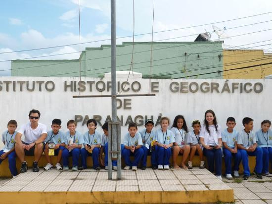 Museu do Instituto Historico e Geografico de Paranagua