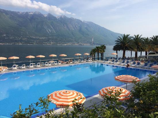Hotel Ideal: Außen Pool