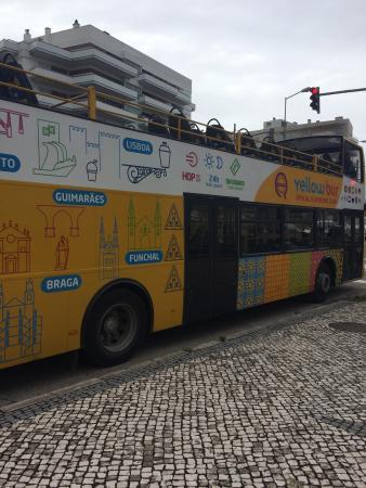 Yellow Bus Tours Coimbra: photo0.jpg