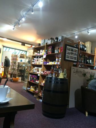 Abbey Fine Wines and cafe: Wine