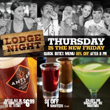 Yorkton, Canada: Lodge Night
