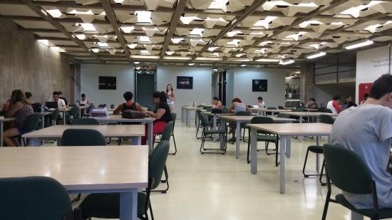 Central Library of University of Brasilia