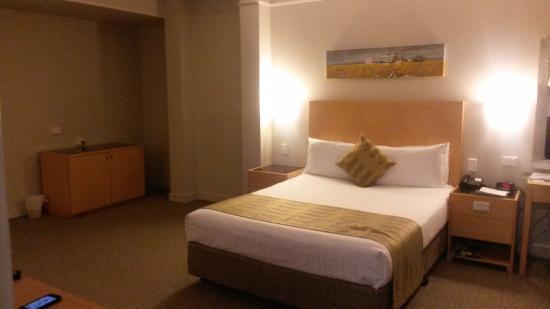 Quality Hotel Ambassador Perth : It's huge