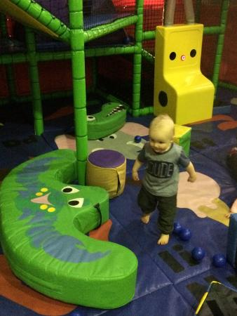 Bonkerz Fun Centre : Great fun for little ones