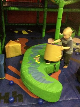 Bonkerz Fun Centre: Great fun for little ones