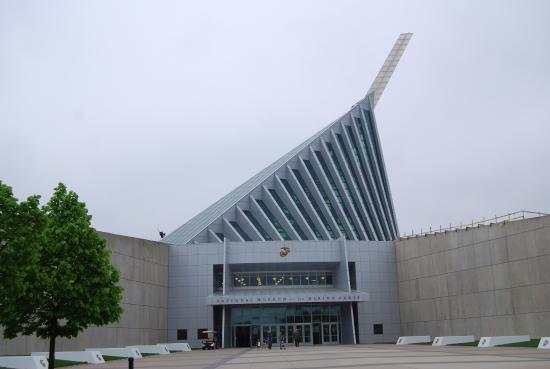 Triangle, VA: National Museum of the Marine Corps