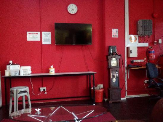 ABC Hostel : Lobi hostel
