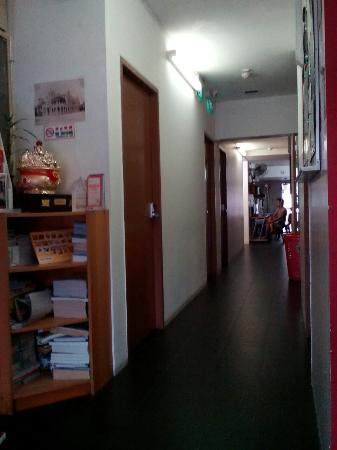 ABC Hostel: Lobi hostel