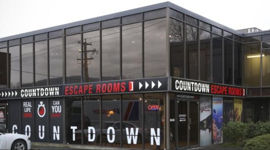 Countdown Escape Rooms