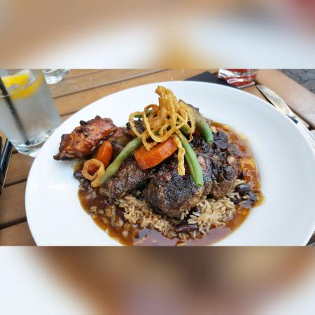 Bob Marley A Tribute To Freedom Beef Oxtails