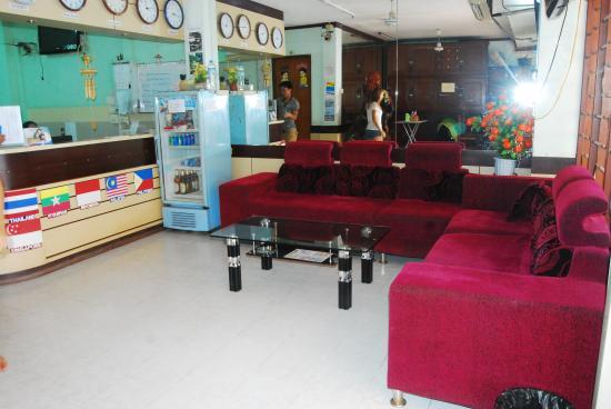 Mixay Guesthouse: sanh chung