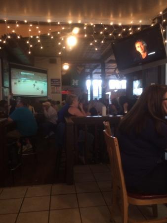 Saint Albans, Virginia Occidental: River's Edge Cafe