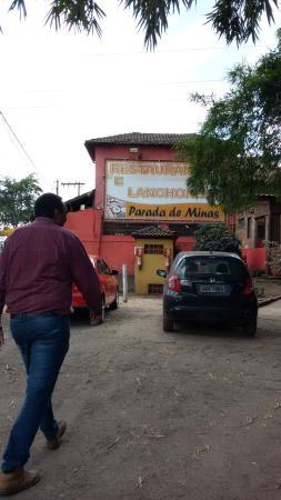 Parada De Minas