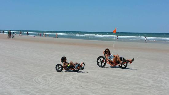 Beach At Daytona Photo0 Jpg