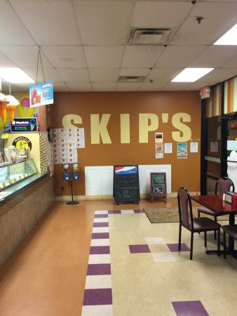 Skip's Burgers and Ice Cream
