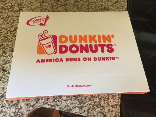 East Ellijay, GA: Dunkin Donuts Ellijay