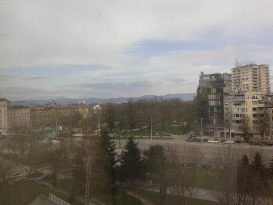 Landscape - Hilton Sofia Photo