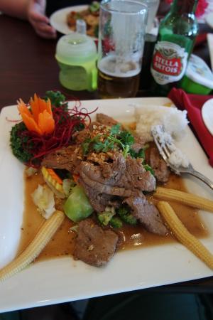 Thai Cortez & Sushi