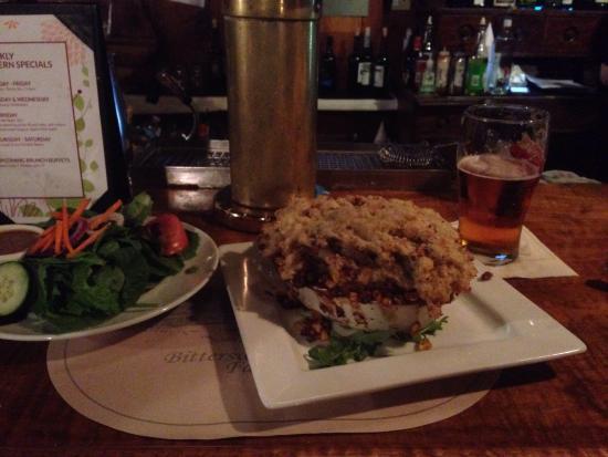 Westport, MA: Awesome shephards pie!