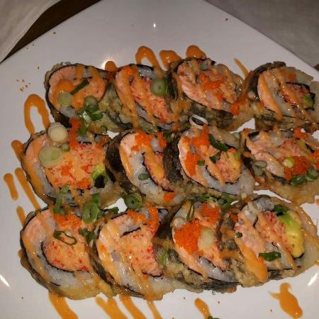 Origami Sushi, Tampa - 3615 W Hillsborough Ave - Menu ... - photo#15