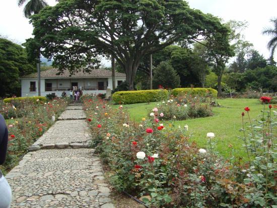 hacienda el paraiso jardines exteriores hacienda el paraiso