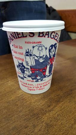 Daniel's Bagels: 20160507_095130_large.jpg