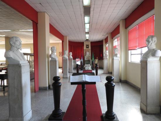 "Museo Nacional Masónico ""Aurelio Miranda Álvarez"""