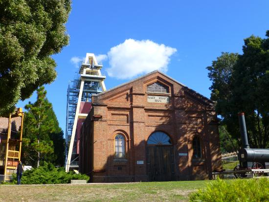 Beaconsfield Mine & Heritage Centre