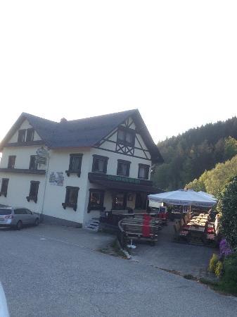Gasthaus Schwanenwasen Restaurant