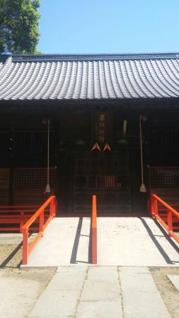 Katori Shrine Main Building