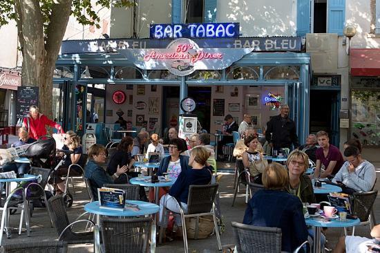 Bar Bleu American Diner