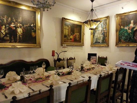 Weihnachtsessen Dresden.Tolles Weihnachtsessen Restaurant Antik Dresden Reisebewertungen