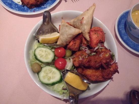 Juboraj: Ami Thumi (for two) or one hungry person.