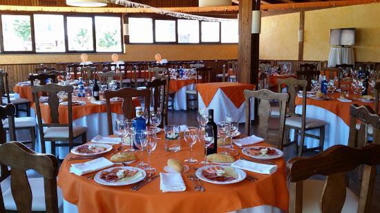 Restaurante Hotel La Zubia