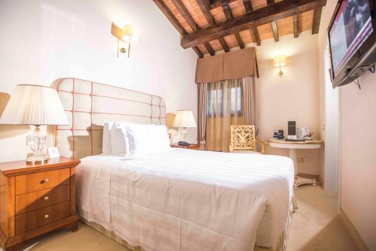 Golden Tower Hotel & Spa : Basic singola