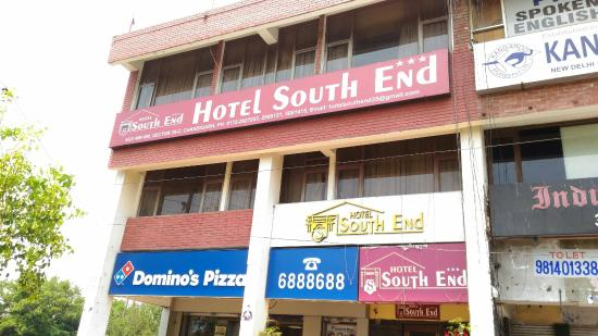 Hotel South End: South End Chandigarh