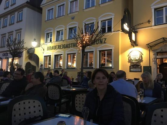 Brauereigasthof Zur Muenz Bild Von Brauereigasthof Zur Münz