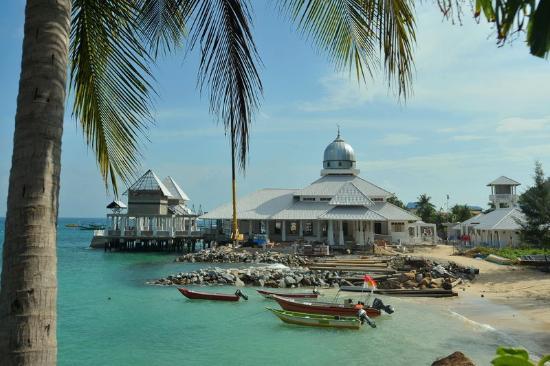 Perhentian Island Mosque