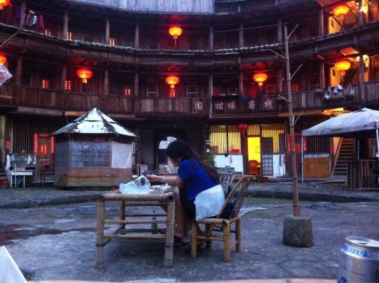 Weiqunlou Earth Building Hostel: photo3.jpg