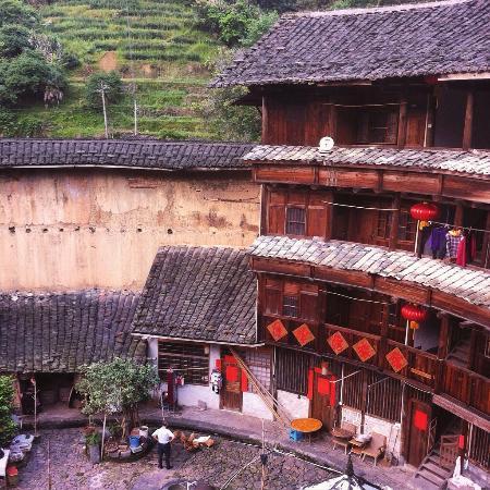 Weiqunlou Earth Building Hostel: photo5.jpg
