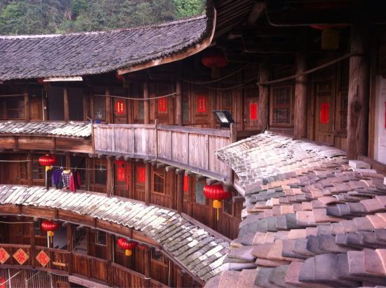 Weiqunlou Earth Building Hostel: photo6.jpg