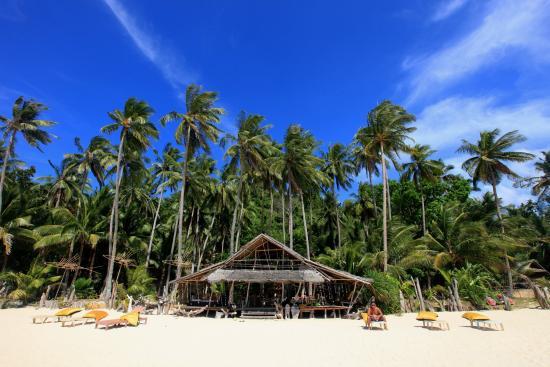 Hinugtan Beach Resort