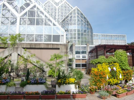 Fukuchiyama City Greenery Botanical Garden